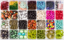 Multicolored Assorted Beads