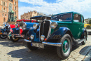 Oldtimer Festival in Cracow, Poland