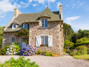 Traditional House in French Brittany