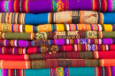 Traditional Peruvian Fabrics