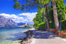 Lago di Garda, Northern Itlay