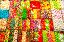 Assorted Candy in Barcelona Market