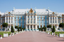 Catherine's Palace In Tsarkoie Selo