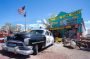 Historic Seligman Sundries on Route 66