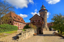 Nuremberg Castle, Germany