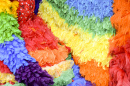 Colorful Ruffles
