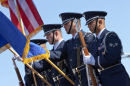 US Air Force Color Guard in Avondale AZ