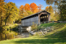 Fallasburg Covered Bridge, Lowell Michigan