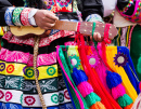 Peruvian Dancers in Cusco