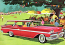 1958 Mercury Hardtop Station Wagon