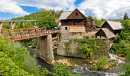 Village of Rastoke, Croatia