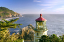 Historic Heceta Lighthouse, Oregon Coast