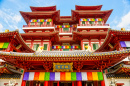 Buddha Tooth Relic Temple, Singapur
