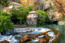 Blagaj on Buna, Bosnia