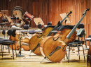 Music Instruments on Stage