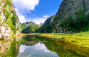 Van Long Natural Reserve in Vietnam