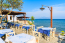 Greek Tavern, Samos Island