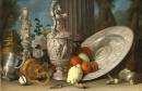 Still Life with Hercules Candlestick