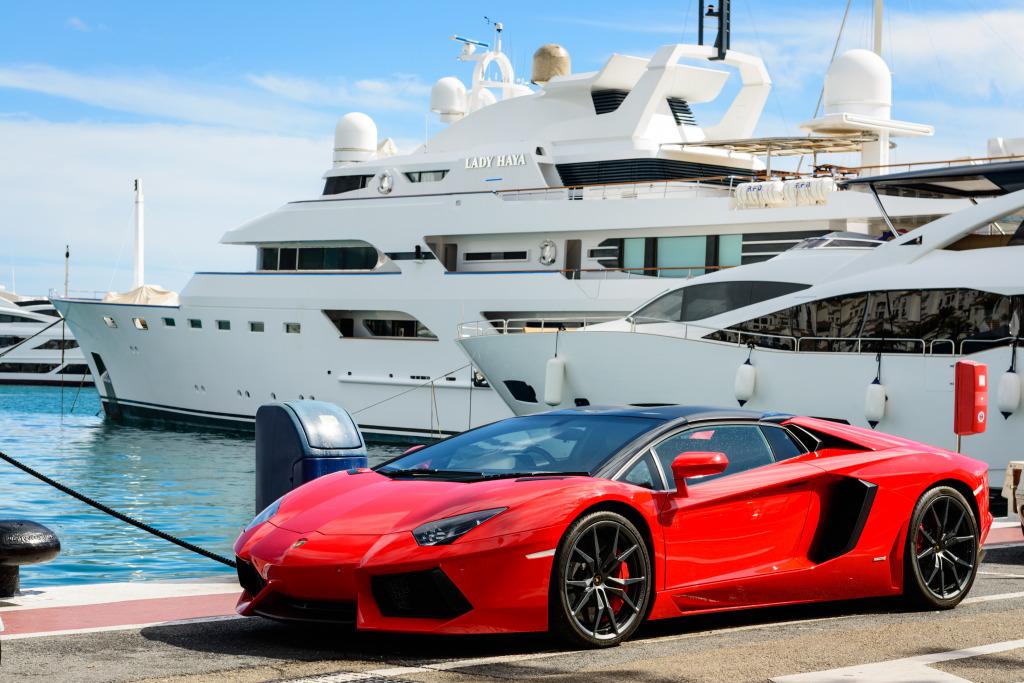 Puzzles Innerhalb von Luxus-Auto Puzzle