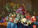 Still Life Fruits on a Table