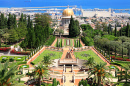 The Gardens of Haifa, Israel