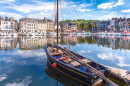 Port of Honfleur, Normandy, France