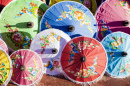 Colorful Handmade Umbrellas