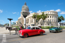 Classic Cars in Downtown Havana