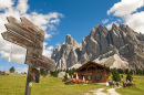 Odles, South Tyrol, Italy