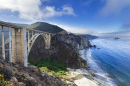 Bixby Bridge, Big Sur, California