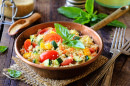Homemade Vegetarian Couscous