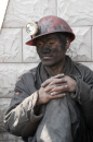 Coal Miner in Anhui, China
