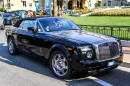 Rolls-Royce Phantom in Monte Carlo