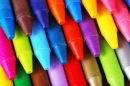Colorful Pastel Crayons