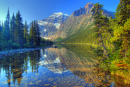 Mount Edith Cavell Reflection, Jasper NP