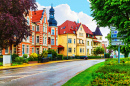 Old Town of Schwerin, Germany