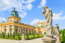 Wilanow Royal Palace, Poland