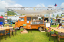 Food Truck Weekend in Amsterdam