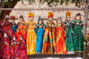 Rajasthan Puppets, India