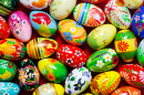 Handmade Easter Eggs Collection