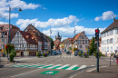 Historic Center of Selestat, France