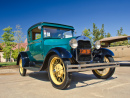 1928 Ford 2 Door Coupe