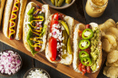 Grilled Beef Hots Dogs