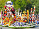 Tournament of Roses Parade in Pasadena