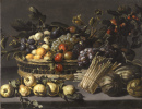 Still Life with Fruit in a Basket