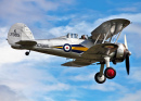 Gloster Gladiator Fighter Plane