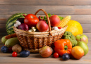 Fresh Organic Fruits and Vegetables