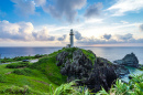 Ishigaki Island Lighthouse, Okinawa, Japan