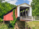 Hildreth Covered Bridge, Washington County, Ohio