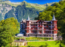Grand Hotel Giessbach, Swiss Alps